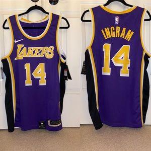 Brandon Ingram Lakers Jersey